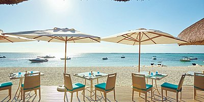 Restaurant The Beach - LUX Le Morne