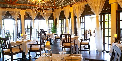 Restaurant - The Palms Zanzibar