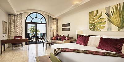 Junior Suite (obere Etage) - JA Palm Tree Court