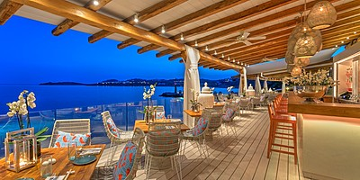 Buddha-Bar Beach - Santa Marina, A Luxury Collection Resort, Mykonos