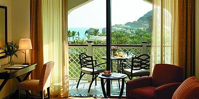 Deluxe Sea Facing - Shangri-La's Barr Al Jissah - Al Bandar