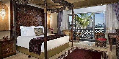 King Suite Sea View - Sharq Village & Spa, A Ritz-Carlton Hotel