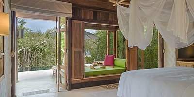 Six Senses Ninh Van Bay - Beachfront Pool Villa