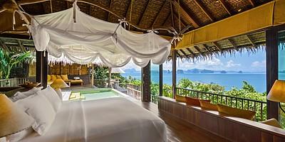 Ocean Panorama Pool Villa - Six Senses Yao Noi