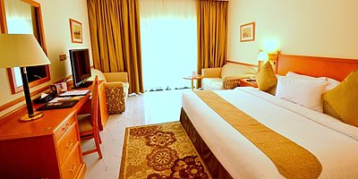 Standard Room - Golden Tulip Nizwa