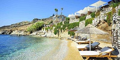 Strand - Hotel Kivotos