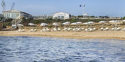 Strand Lido di Constanza - Giardino di Costanza Resort