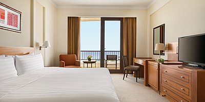 Superior Sea View King - Shangri-La Barr Al Jissah - Al Waha
