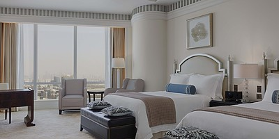 Superior (Sea View) Room - The St. Regis Abu Dhabi