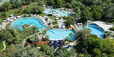 Swimmingpool - Grand Hyatt Dubai