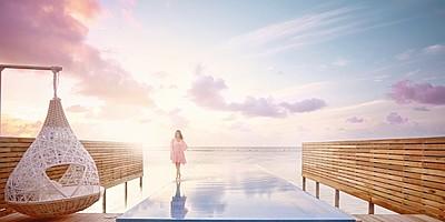Temptation Pool Water Villa - LUX South Ari Atoll