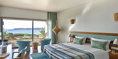 Terrace Room - Martinhal Sagres Beach Family Resort