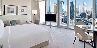 Club Burj View Room