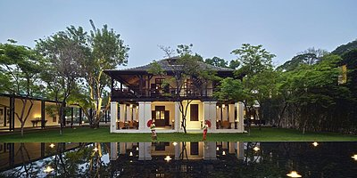The Colonial House - Anantara Chiang Mai Resort & Spa