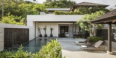 Spa Pool Pavilion - The Pavilions Phuket