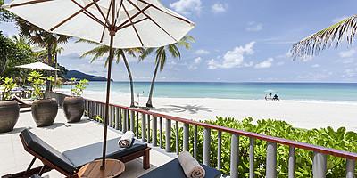 Beach Suite Terrasse - The Surin Phuket