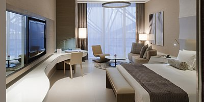 Deluxe Room - The Yas Viceroy