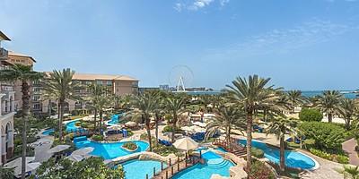 Traumhafte Gartenanlange - The Ritz-Carlton, Dubai