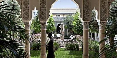 Garten - Villa des Orangers