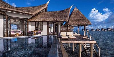 Water Villa mit Pool - Jumeirah Vittaveli