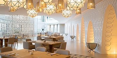 White Restaurant - Abu Dhabi