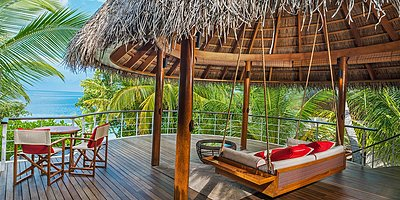 Wonderful Beach Oasis - W Maldives