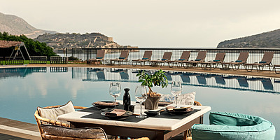 Yaosai Restaurant - Domes of Elounda - Villas & Residences