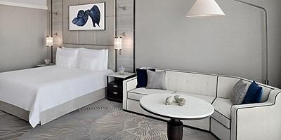 Zimmerbeispiel - Palace Fujairah Beach Hotel
