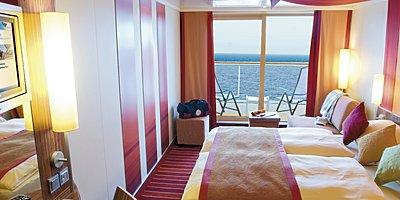 AIDAluna - Balkonkabine