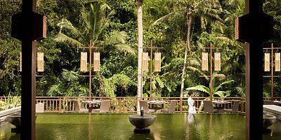 The Samaya Ubud - Swept Away Restaurant