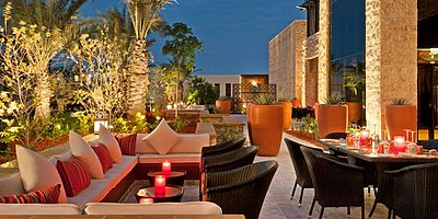 Agadir Terrasse - The Westin Abu Dhabi Golf Resort & Spa