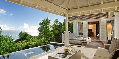 Ocean Pool Villa - Banyan Tree Seychelles