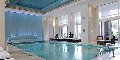 Indoorpool The Ritz-Carlton DIFC