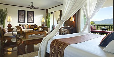 Anantara Suite - Anantara Golden Triangle Elephant Camp & Resort