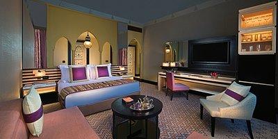 Ocean Deluxe bzw. Ocean Premium Leisure Room (King) - Jumeirah Mina A'Salam