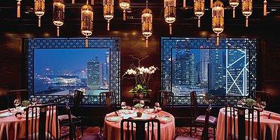 Mandarin Oriental - Man Wah Restaurant