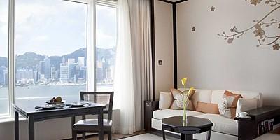 The Peninsula Hong Kong - Grand Deluxe Harbour View
