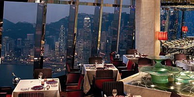 The Ritz-Carlton Hong Kong - Tosca
