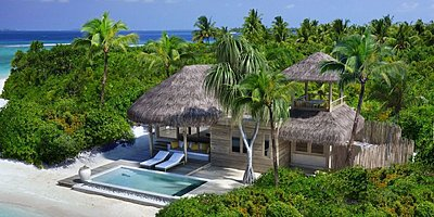 Beach Family Villa mit Pool