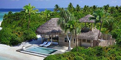 Beach Family Villa mit Pool