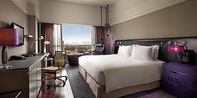 Sofitel Saigon Plaza - Luxury Room