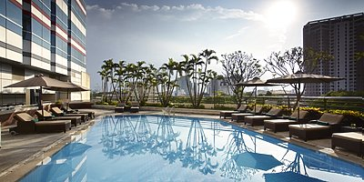 Melia Hanoi - Swimming Pool