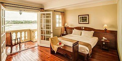Victoria Chau Doc Hotel - Deluxe Room