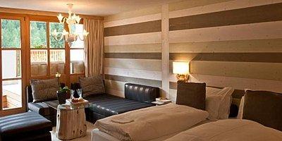 Chalet Loft Suite