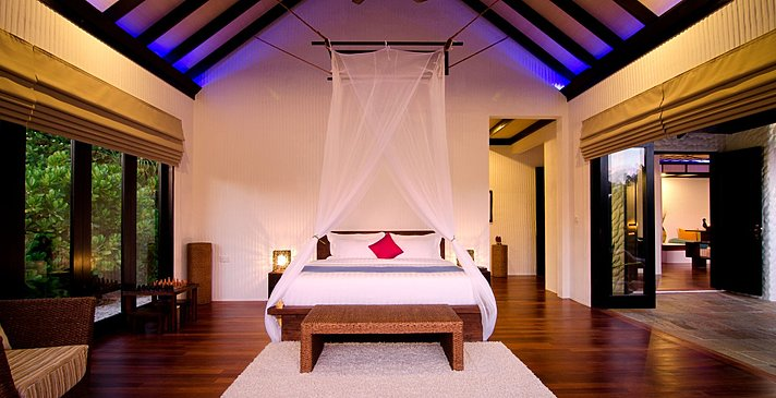 Family Villa mit Pool - Hideaway Beach Resort & Spa