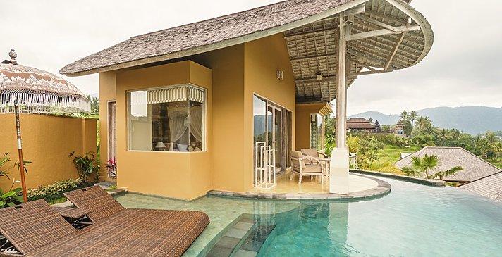 1 BR Pool Villa - Wapa Di Ume Sidemen
