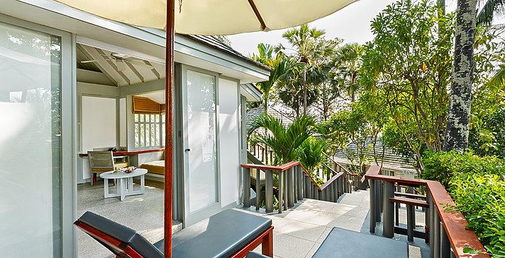 1 BR Superior Cottage Terrasse - The Surin Phuket