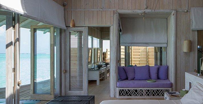 1 Bedroom Water Retreat - Soneva Jani