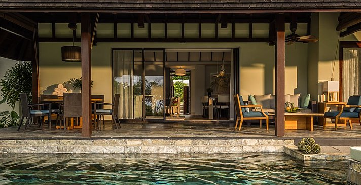 2 & 3 BR Garden Residence Villa - Four Seasons Resort Mauritius at Anahita