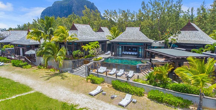2 & 4 Bedroom Villa - The St. Regis Villas Mauritius